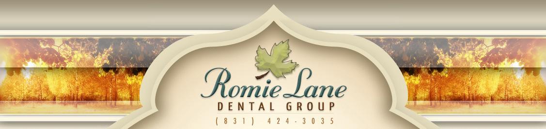 Romie Lane Dental Group Header